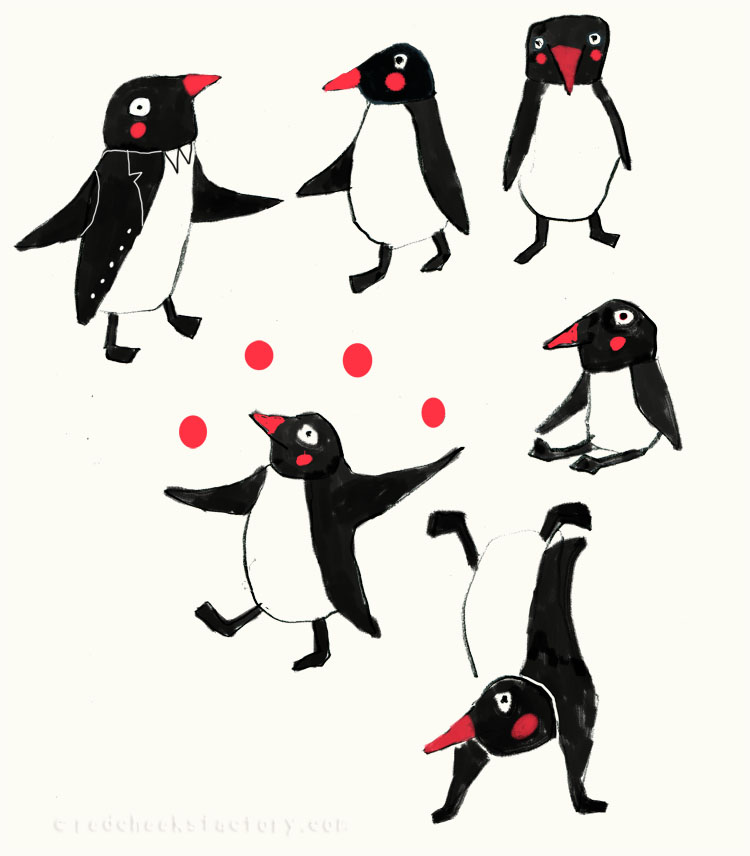 Penguin studies