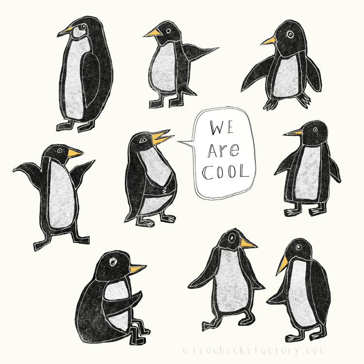 Penguin studies 2